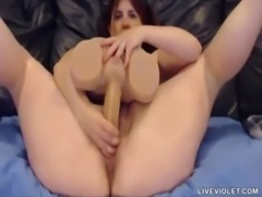 Hot redhead MILF Courtnie next door wants to play with your dick free