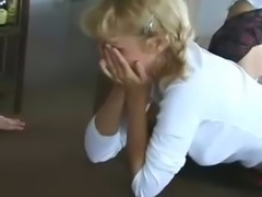 Russian Slaves 24 - Severe Spanking free