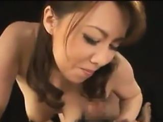 Japanese Cum Swallower POV