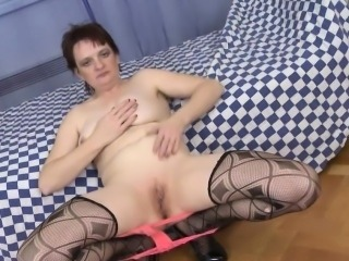 Weird matured mama first time masturbation movie 10