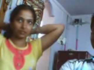 Desi South Indian ANDRA Couple Mr & Mrs Suman Rao free
