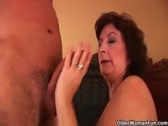 Grandma needs a cum load today free