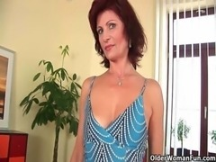 Most sexiest grannies with small breasts free