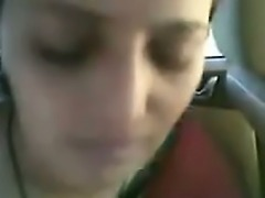 Indian Aunty Fucked In The Car