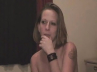 Short Haired Crack Whore Sucking Dick And Taking Facial