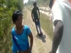 Marathi Girl Caught Fucking By Villagers free