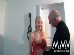 MMV Films Teen girl fucked by a grandpa free
