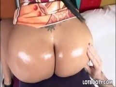 Latina bigass shake and blowjob. Lotbooty.com free