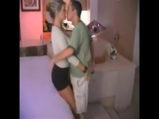 Horny Mom Vicky Vette Facialed free
