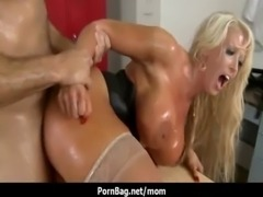 Wild mommy with big boobs fucking really hard 1 free