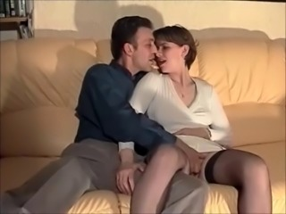 Horny French Wife Fucked Every Hole !