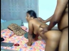Desi aunty came badly