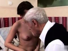 Busty pornstar oops creampie