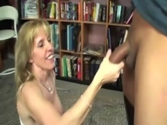 Young Guy Pisses and CUMs in My Mouth free