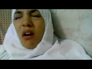 Wonderful Egyptian arabic hijab girl fucked in hospital free