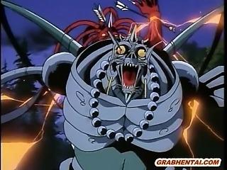 Japanese monsters hentai
