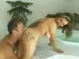 hard fucking in bathroom