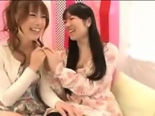 Japanese Girl Gets Seduced