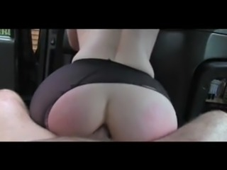 FakeTaxi Girlfriend gets nailed as boyfriend likes to wank over taxi porn free