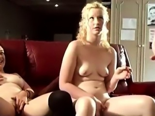 Cute amateur Aussie lesbian girlfriends playing