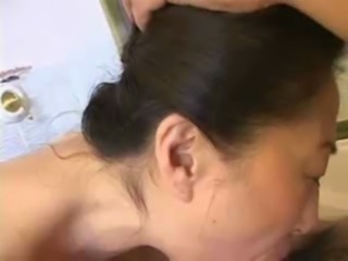 Mature Japanese Housewife is dicked free