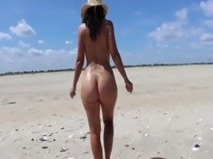 Hot Mom MILF At The Beach free