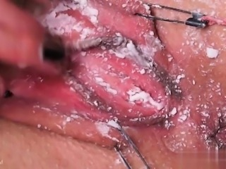 Hot student anal creampie
