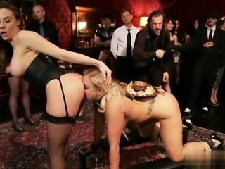 Busty pornstar sex at home