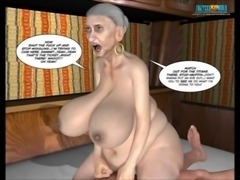 3D Comic: The Uncanny Valley 1-2 free