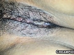 Clit Massaging And Orgasming Close Up