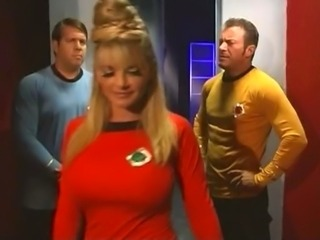 Sex Trek - Where No Man Has Cum Before