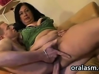 Dirty Granny Getting Fucked In The Butt