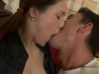 Sexy Frau hardcore gangbang