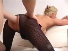 Mom wakes up young lover free