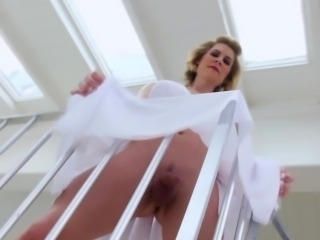 Cumswapping tranny blown