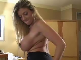 Sexy Sara Jay's busty interracial adventure