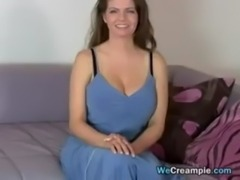 Busty MILF With A Loose Vagina free