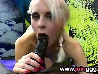 Team shared blonde likes sperm