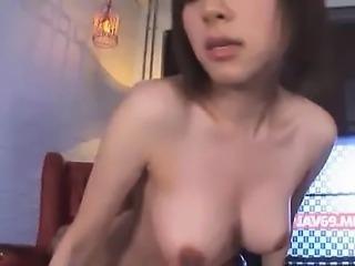 Cute Sexy Korean Babe Having Sex