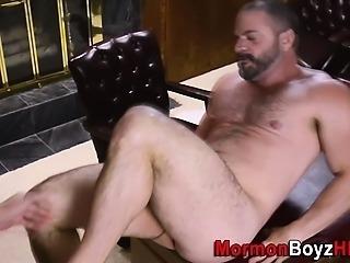 Bishop taboo anal fucked