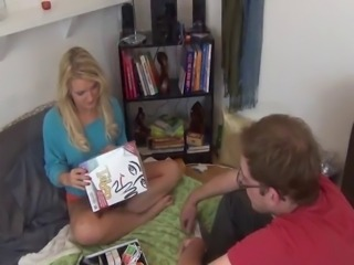 brother and NOT his sister playing taboo