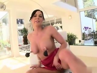 Cute girl hardcore anal