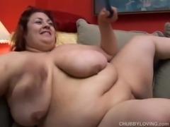 Sexy BBW has huge tits free
