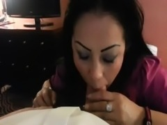 her Indian boss blows secretary