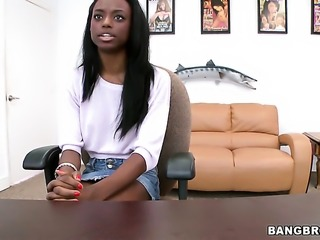 Tiffany Tailor is never enough and takes guys hard fuck stick in her mouth again and again