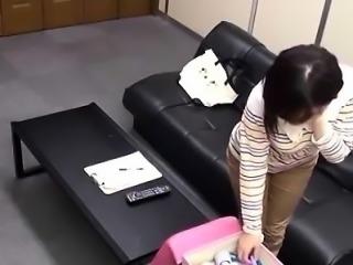 Beautiful Asian Babe Banging