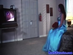 Real housewife pussyfucked deeply free