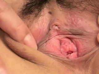 The Sexy Haruna Katou Gets Fingered And Fucked By Her Two