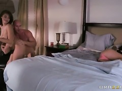 African Cassidy Banks fucking like theres no tomorrow in steamy action with...