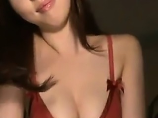 Japanese Babe Wearing Lingerie Non Nude